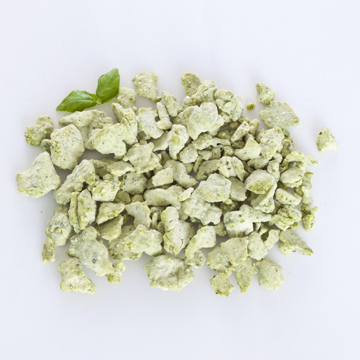 IQF Frozen Pesto Genovese in pellets