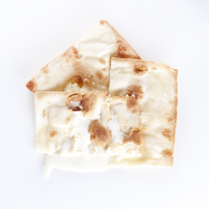 Frozen Whole Cheese Focaccia