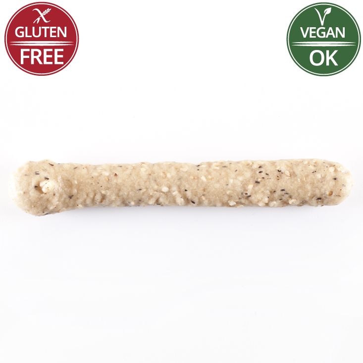 Quinoa and Sesame Breadsticks